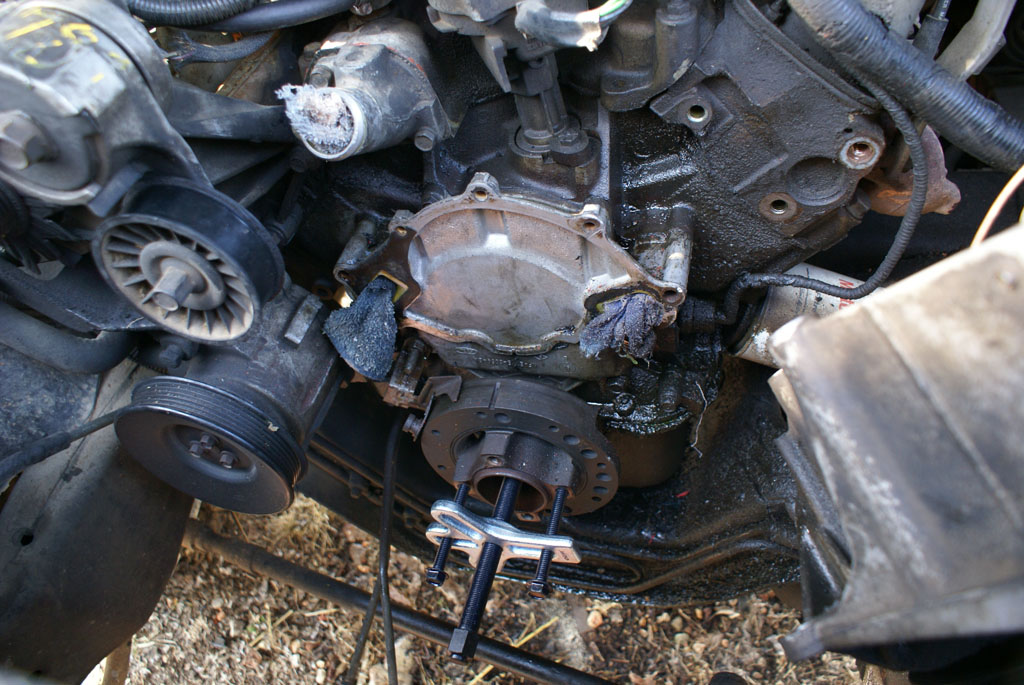 Guidance needed to replace 92' Timing Chain/Gear Set ...