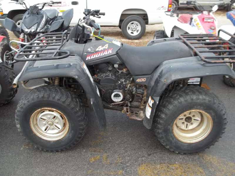 1994kodiak  Yamaha Kodiak Wiring Diagram on engine removal, 4x4 motor, 4x4 tires wheels, reverse lockout cable, rear hub for, four wheeler power loss, air intake pipe, where is vin number, what year 5y4ajo9y83a001381, how do 4wd,